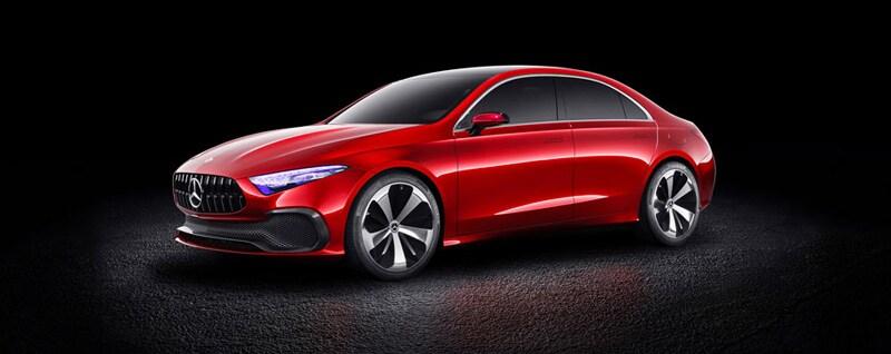 Mercedes Benz A-Class Concept