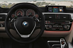 2019 BMW 3 Series Interior Drivers Seat