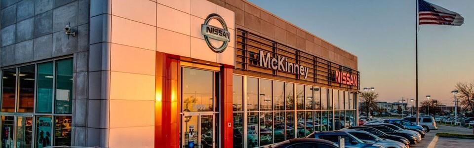 Elegant Nissan Of McKinney
