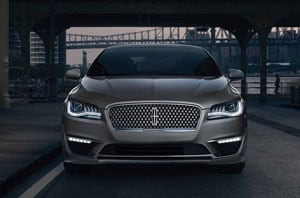 2019 Lincoln MKZ Front Grille