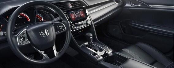 2019 Honda Civic Features Review Phoenix Serving