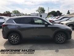 2018 Mazda Mazda CX-5 Grand Touring SUV New Mazda For Sale in Pittsfield MA