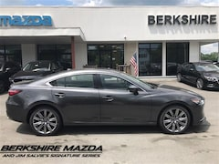 2018 Mazda Mazda6 Grand Touring Reserve Sedan New Mazda For Sale in Pittsfield MA