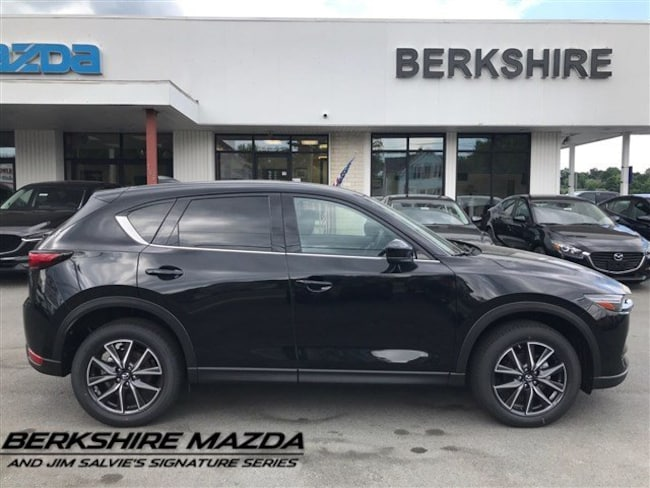 2018 Mazda Mazda CX-5 Grand Touring SUV New Mazda For Sale in Pittsfield MA