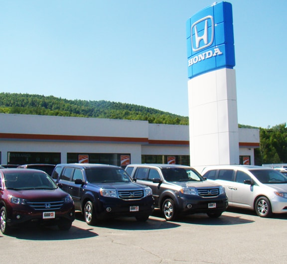 New Hampshire Honda Dealers