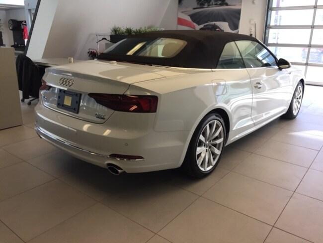 Used 2018 Audi A5 For Sale At Bernardi Honda In Natick Vin