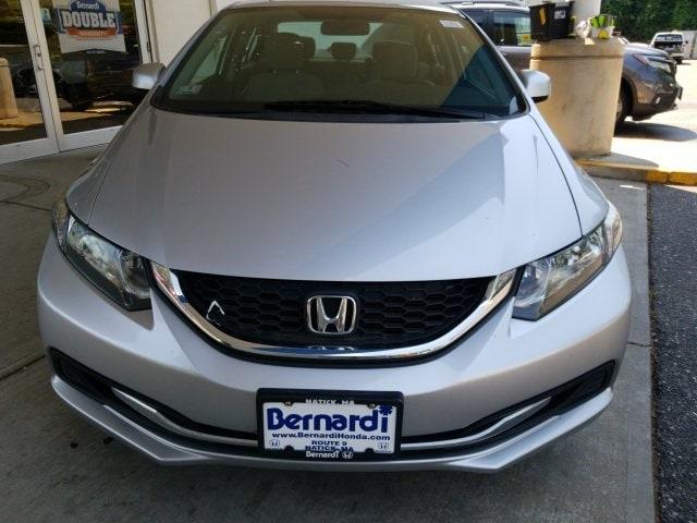 2013 Honda Civic For Sale >> Used 2013 Honda Civic For Sale In Framingham Ma Bernardi Toyota