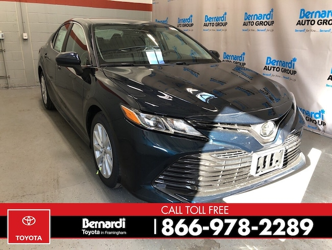New 2019 Toyota Camry LE Sedan Framingham