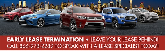 Terminating A Car Lease Early >> Early Lease Termination Bernardi Toyota Of Framingham