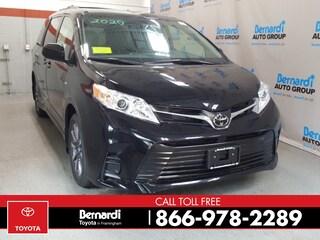 New 2020 Toyota Sienna LE 7 Passenger Van