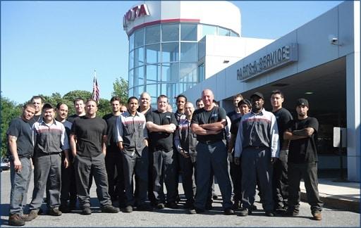 New & Used Car Dealers Serving Boston, MA | Bernardi Toyota