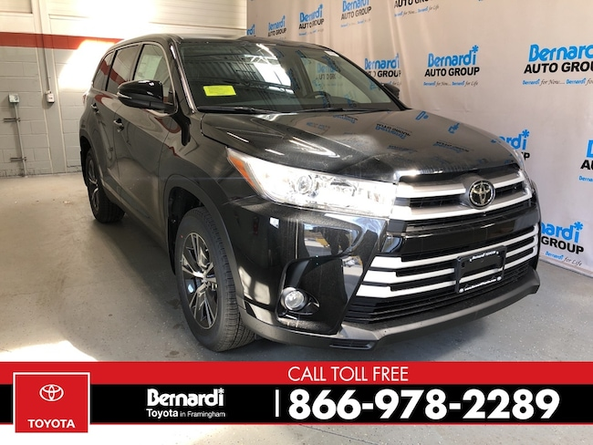 New 2019 Toyota Highlander LE Plus V6 SUV Framingham