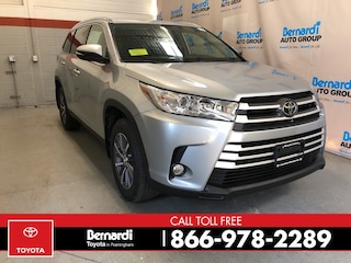New 2019 Toyota Highlander SUV