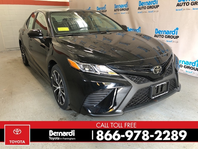 New 2019 Toyota Camry SE Sedan Framingham