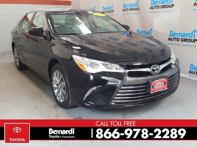 Used 2017 Toyota Camry For Sale in Framingham MA   VIN