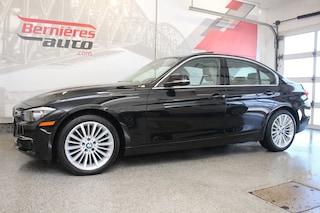 2015 BMW 320I XDrive Luxury Package Berline