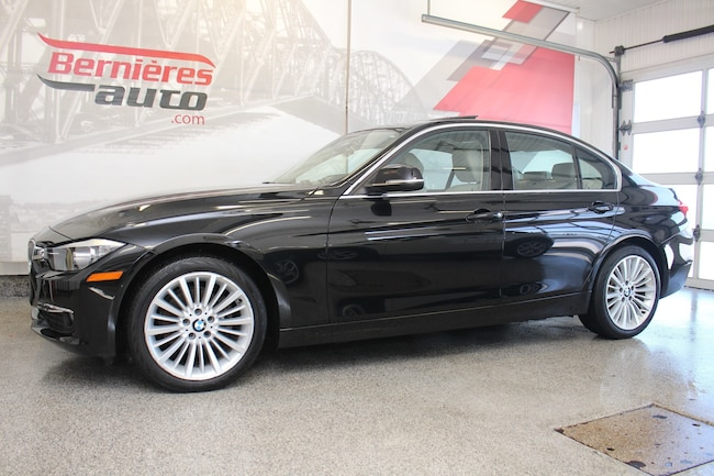 2015 BMW 320I XDrive Luxury Package Berline