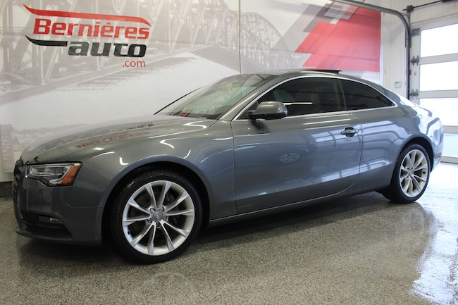2013 Audi A5 Premium Quattro 6vit. Coupé