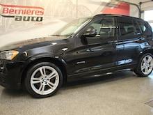 2014 BMW X3 xDrive 28i Sport Line VUS