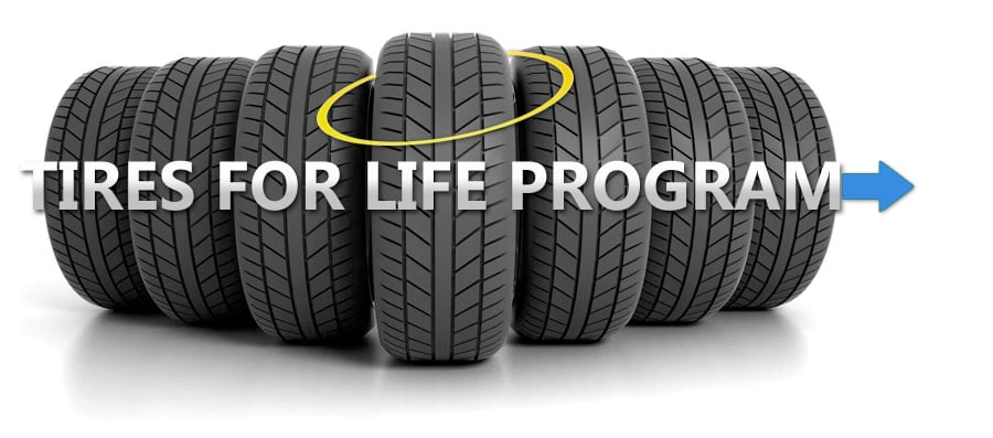 Bertera Tires for Life Program