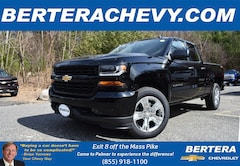2019 Chevrolet Silverado 1500 4x4 Double Cab 4WD Double Cab Custom