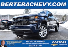 2019 Chevrolet Silverado 1500 4x4 Double Cab 4WD Double Cab 147 Custom