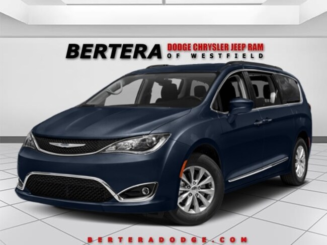 2019 Chrysler Pacifica Touring L Plus Van Passenger Van
