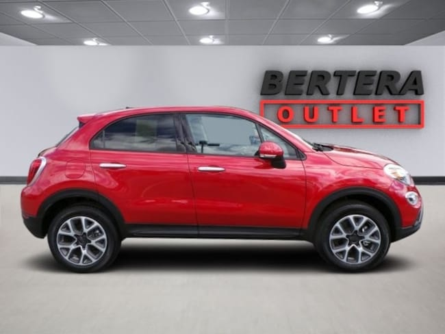 New 2016 FIAT 500X Trekking SUV for sale in West Springfield MA