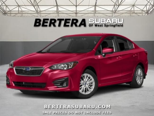 Bertera Subaru West Springfield >> New 2019 Subaru Impreza For Sale At Bertera Auto Group Vin