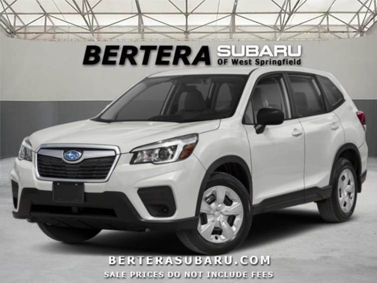New 2019 Subaru Forester Standard SUV in Bangor