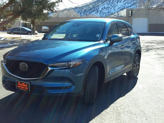 Used 2018 Mazda CX-5 Grand Touring Wagon For Sale Glenwood Springs, CO