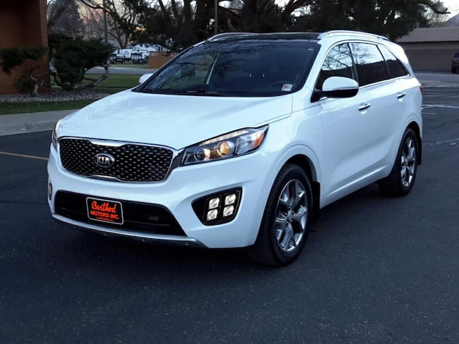 Used 2016 Kia Sorento SXL Wagon For Sale Glenwood Springs, CO