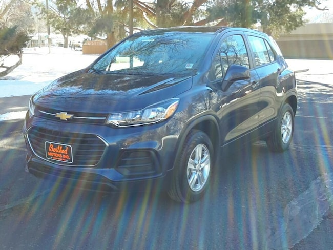 Used 2018 Chevrolet Trax LS Wagon For Sale Glenwood Springs, CO