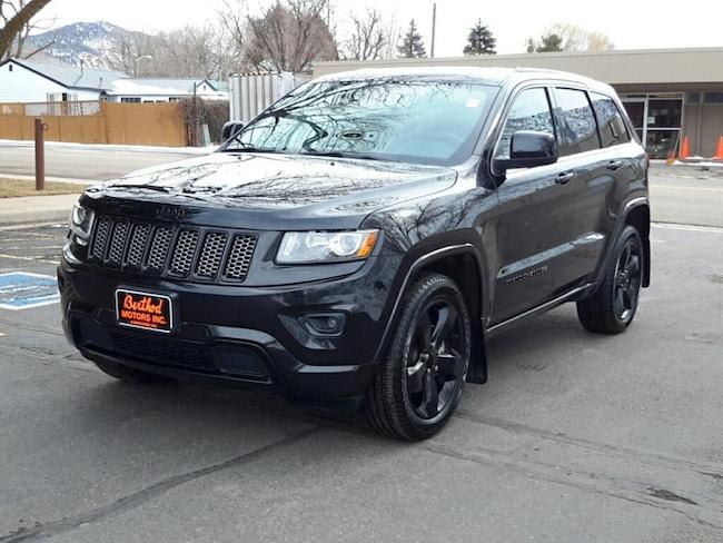 Used 2015 Jeep Grand Cherokee Laredo Wagon For Sale Glenwood Springs, CO