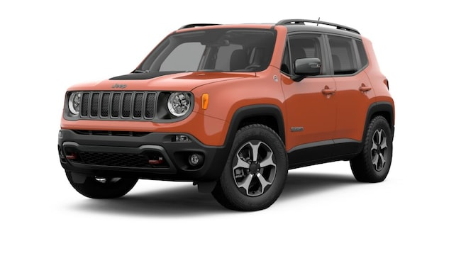 New 2019 Jeep Renegade TRAILHAWK 4X4 Sport Utility For Sale/Lease Glenwood Springs, CO