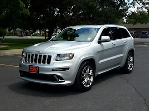 2012 Jeep Grand Cherokee SRT-8 Wagon