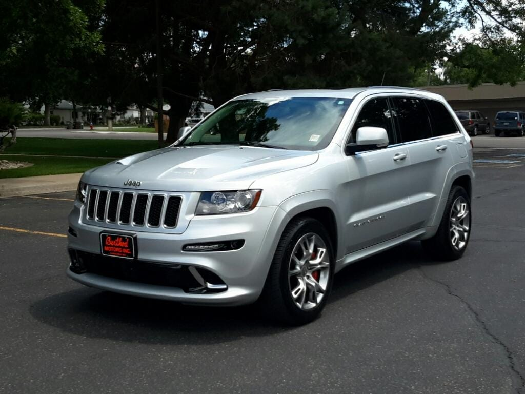 Used 2012 Jeep Grand Cherokee SRT 8 Wagon For Sale Glenwood Springs, CO