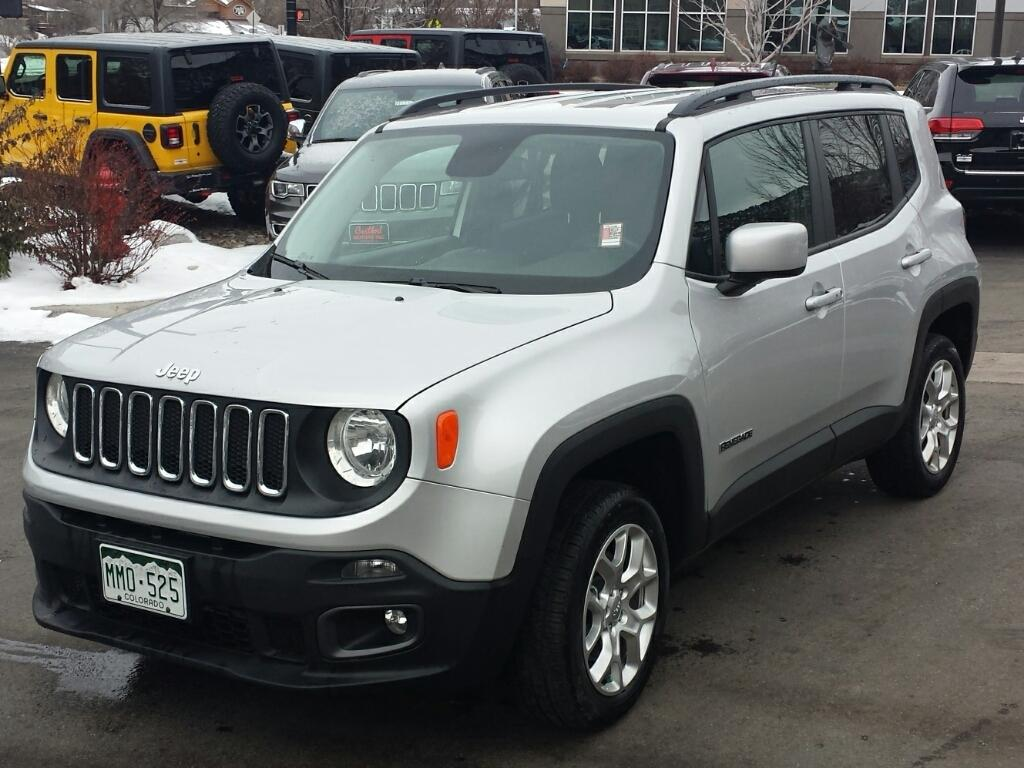 2017 Jeep Renegade Latitude Wagon