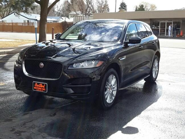 Used 2017 Jaguar F-PACE Prestige Wagon For Sale Glenwood Springs, CO