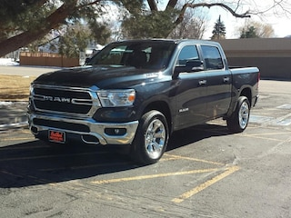 new 2019 Ram 1500 BIG HORN / LONE STAR CREW CAB 4X4 5'7 BOX Crew Cab for sale glenwood springs, CO