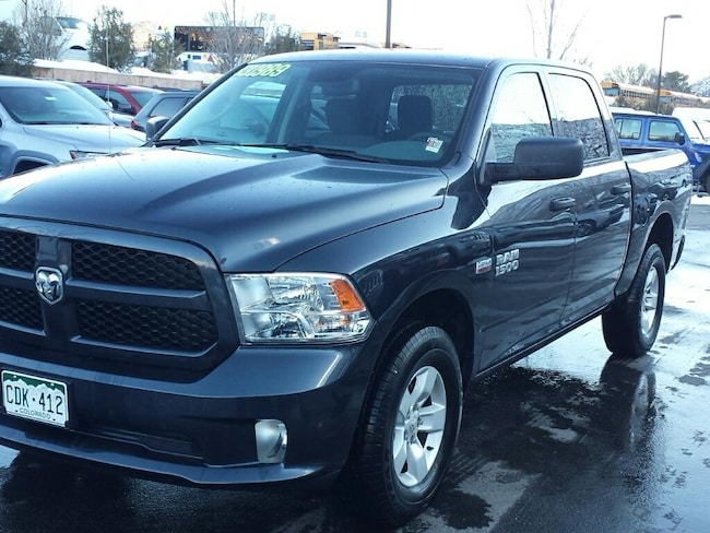 Used 2018 Ram 1500 ST Cab; Crew; Short Bed For Sale Glenwood Springs, CO
