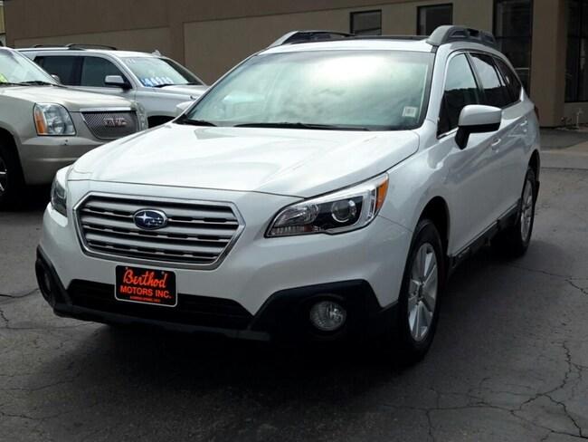 Used 2015 Subaru Outback 2.5i Premium Wagon For Sale Glenwood Springs, CO