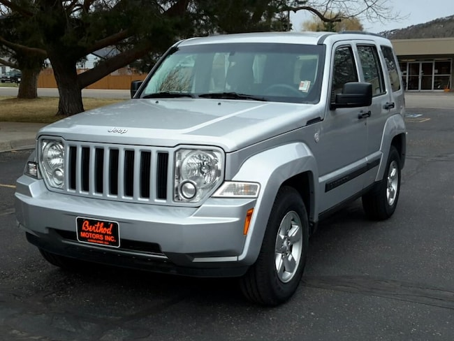 Used 2011 Jeep Liberty Sport Wagon For Sale Glenwood Springs, CO