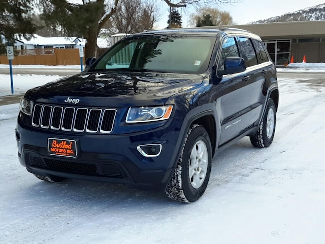 Certified Pre Owned 2015 Jeep Grand Cherokee Laredo Wagon For Sale Glenwood Springs, CO