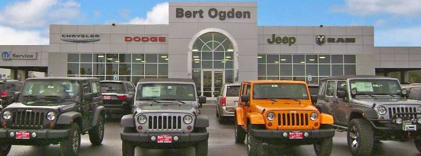 Bert Ogden Chrysler Dodge Jeep Ram Serving McAllen
