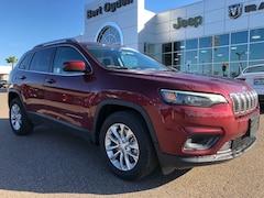 New 2019 Jeep Cherokee LATITUDE FWD Sport Utility Harlingen