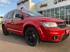 New 2019 Dodge Journey SE Sport Utility 3C4PDCBG0KT686884 Harlingen