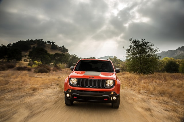 2018 Jeep Renegade Harlingen TX