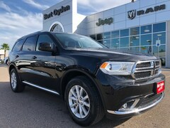 New 2019 Dodge Durango SXT PLUS RWD Sport Utility 1C4RDHAG5KC582183 Harlingen