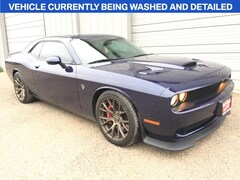 Used 2016 Dodge Challenger SRT Hellcat Coupe 2C3CDZC91GH322673 Harlingen TX
